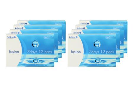 Fusion 7 Days 8 x 12 Wochenlinsen | Fusion 7 Days 8 x 12 Wochenlinsen | Kontaktlinsen