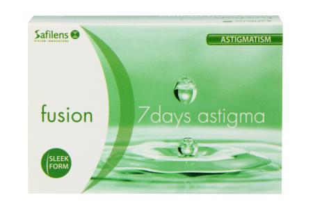 Fusion 7 Days Astigma 12 Wochenlinsen | Fusion 7 Days Astigma 12 Wochenlinsen | Kontaktlinsen