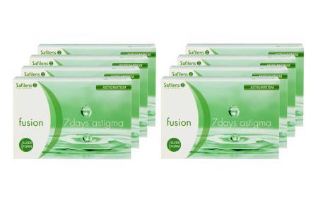 Fusion 7 Days Astigma 8 x 12 Wochenlinsen | Fusion 7 Days Astigma 8 x 12 Wochenlinsen | Kontaktlinsen