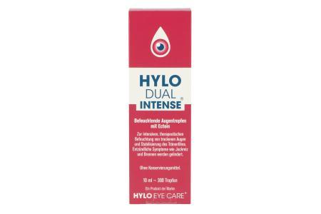 Hylo-Dual Intense 10 ml Augentropfen   Hylo-Dual Intense 10 ml Augentropfen   Benetzungstropfen