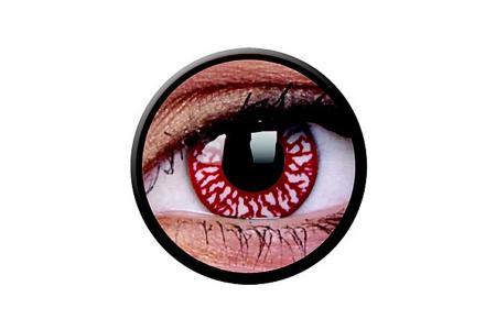 Funny Lens 2 Motiv-Tageslinsen Blood Shot