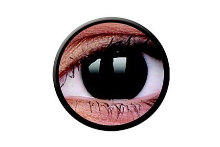 Funny Lens 2 Motiv-Drei-Monatslinsen Blackout