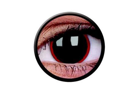 Funny Lens 2 Motiv-Drei-Monatslinsen Hell Raiser | Funny Lens 2 Motiv-Drei-Monatslinsen Hell Raiser