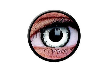 Funny Lens 2 Motiv-Drei-Monatslinsen Lunatic | Funny Lens 2 Motiv-Drei-Monatslinsen Lunatic