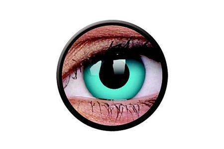 Funny Lens 2 Motiv-Drei-Monatslinsen Sky Blue