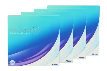 Precision 1 4 x 90 Tageslinsen Sparpaket für 6 Monate von Alcon / Ciba |
