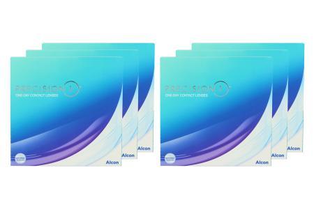 Precision 1 6 x 90 Tageslinsen Sparpaket für 9 Monate von Alcon / Ciba |