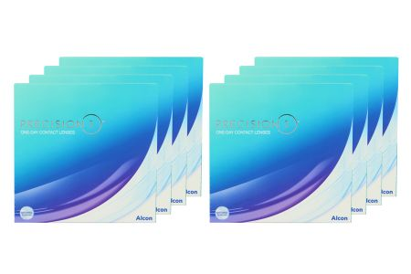 Precision 1 8 x 90 Tageslinsen Sparpaket für 12 Monate von Alcon / Ciba  