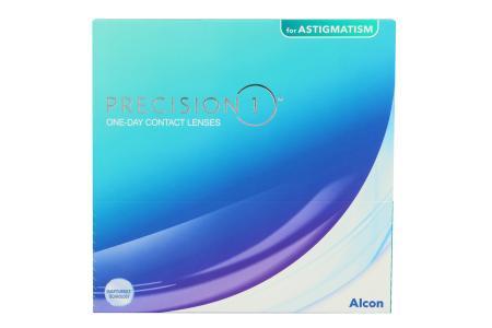 Precision 1 for Astigmatism 90 Tageslinsen von Alcon / Ciba Vision  