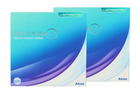 Precision 1 for Astigmatism 2 x 90 Tageslinsen Sparpaket für 3 Monate |