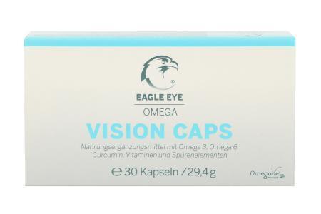 Eagle Eye Omega Vision Caps 30 Kapseln Nahrungsergänzung |