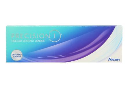 Precision 1 - 5 Stück kostenlose Tageslinsen von Alcon / Ciba Vision  
