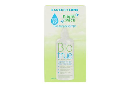 Biotrue Flight Pack 100ml All-in One Lösung |