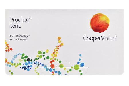 Proclear Toric, 6 Stück Kontaktlinsen von Cooper Vision