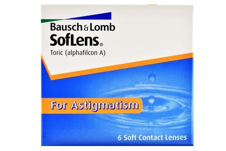 SofLens 66 Toric, 6 Stück Kontaktlinsen von Bausch & Lomb