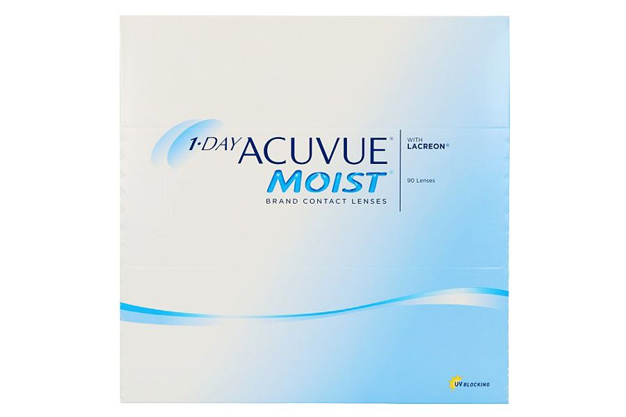1 day acuvue moist 90 st ck kontaktinsen. Black Bedroom Furniture Sets. Home Design Ideas