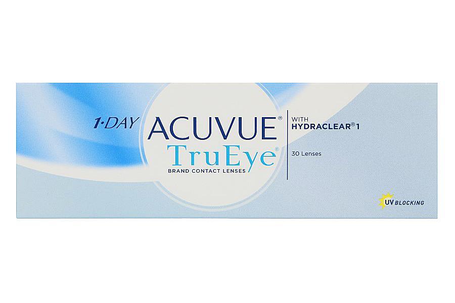 3c3ad257f7f7ce 1-Day Acuvue TruEye, 30 Stück Kontaktlinsen von Johnson   Johnson