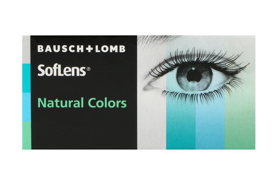soflens natural colors 2 st ck kontaktlinsen. Black Bedroom Furniture Sets. Home Design Ideas