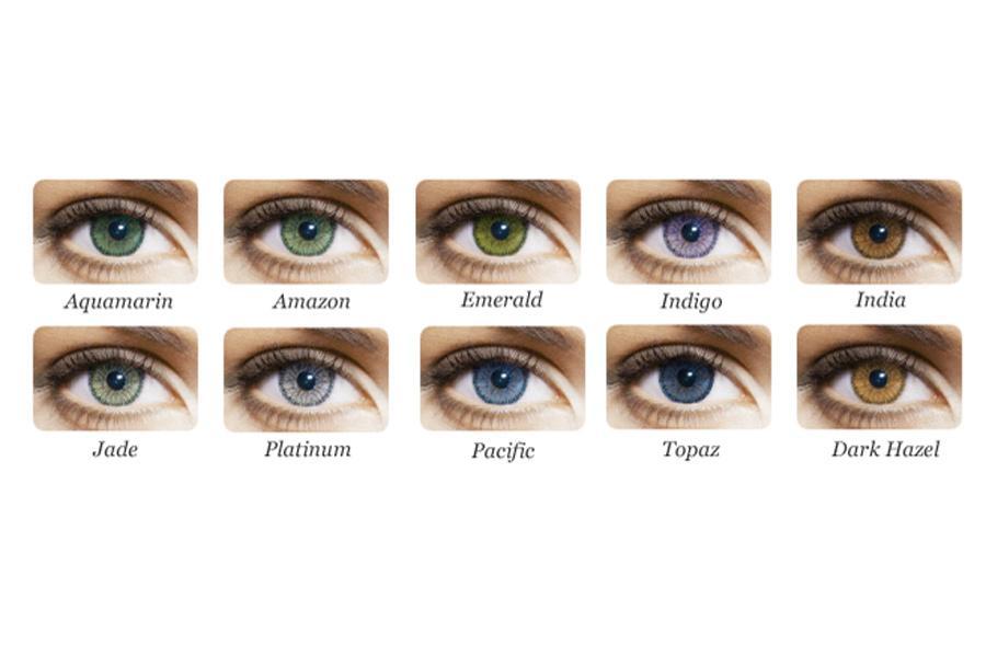 langlebig im einsatz beste Sammlung Markenqualität SofLens Natural Colors, 2 Stück Kontaktlinsen von Bausch & Lomb