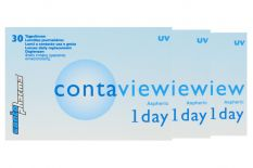 Contaview aberration control 1day UV 90 Tageslinsen