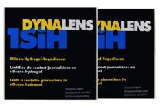 Dynalens 1 SiH Kontaktlinsen von Dynoptic, Sparpaket 3 Monate 2 x 90 Stück