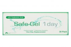 Safe-Gel 1 day 30 Tageslinsen