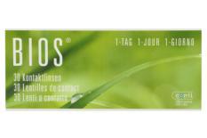 Bios 1-Tag, 30 Stück Kontaktlinsen von Conil