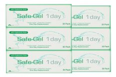 Safe-Gel 1 day 2x90 Tageslinsen Sparpaket 3 Monate