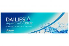 Dailies AquaComfort Plus 30 Tageslinsen
