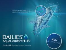 Dailies AquaComfort Plus, 30 Stück Kontaktlinsen von Ciba Vision / Alcon