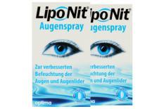 LipoNit 2x10ml Augenspray