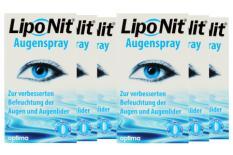 LipoNit Augenspray 6x10ml