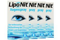 LipoNit 4x10ml Augenspray