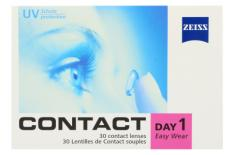 Zeiss Contact Day 1 30 Tageslinsen
