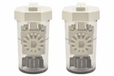 2 Peroxid-Linsenbehälter für Lensy Care 4