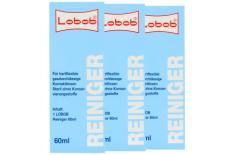 Lobob Reiniger 3 x 60 ml