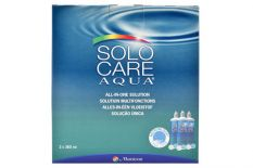 Solocare Aqua 3x360ml All-in-One Lösung