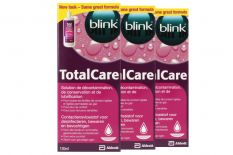 Total Care 3 x 120 ml Desinfektions- und Aufbewahrungslösung