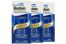 Boston Simplus 3 x 120 ml Kombilösung