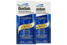 Boston Simplus 2 x 120 ml Kombilösung