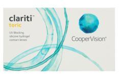Clariti toric, 6 Stück torische Kontaktlinsen