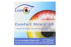 Comfort Shield SD 15 x 0.3 ml Augentropfen