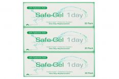 Safe-Gel 1 day 90 Tageslinsen