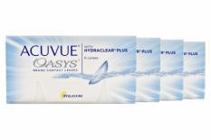 Acuvue Oasys, 4 x 6 Stück Kontaktlinsen von Johnson & Johnson