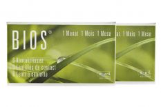 Bios 1-Monat, 2 x 6 Stück Kontaktlinsen von Conil
