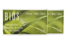 Bios Tori 1-Monat, 2 x 6 Stück Kontaktlinsen von Conil