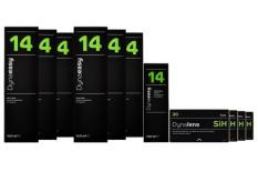 Dynalens 30 SiH Toric Kontaktlinsen von Dynoptic & Dynaeasy 14, Jahres-Sparpaket