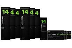 Dynalens 30 Fresh 4 x 6 Monatslinsen + Dynaeasy 14 Jahres-Sparpaket