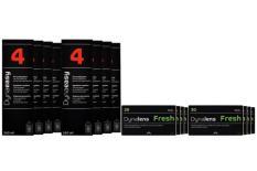 Dynalens Fresh Toric 8 x 3 Monatslinsen + Dynaeasy 4 Jahres-Sparpaket