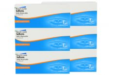 SofLens daily disposable for astigmatism 2x90 Tageslinsen